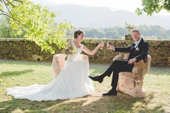 Services proposés lors d'un shooting photo de mariage Chambéry